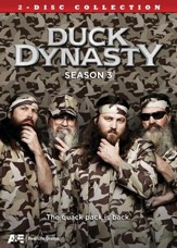 Duck Dynasty Season 3 DVD