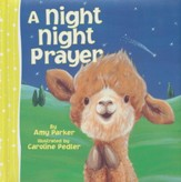 A Night Night Prayer (slightly imperfect)