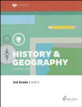 LIFEPAC History & Geography Student Book Grade 3 Unit 2 2011 Edition: New England States