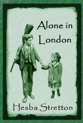 Alone In London - eBook