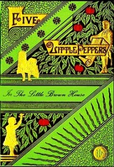 Five Little Peppers, In The Little Brown house - eBook