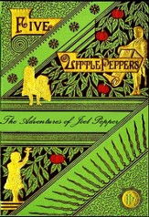 Five Little Peppers, The Adventures of Joel Pepper - eBook
