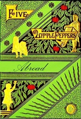 Five Little Peppers Abroad - eBook