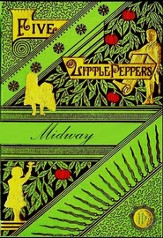 Five Little Peppers Midway - eBook