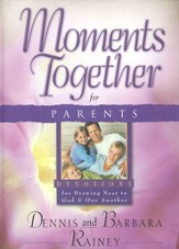 Moments Together for Parents  - Slightly Imperfect