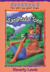 Tarantula Toes - eBook