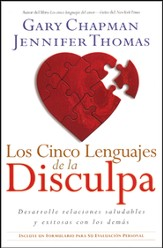 Los Cinco Lenguajes de la Disculpa  (The Five Languages of Apology)