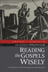 Reading the Gospels Wisely: A Narrative and Theological Introduction - eBook