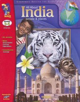 All About India Gr. 3-5 - PDF Download [Download]