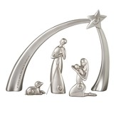 A Child Is Born This Day In Bethlehem, Nativity Set, 5 Pieces