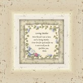 Just For Her, Loving Mother, Framed Print