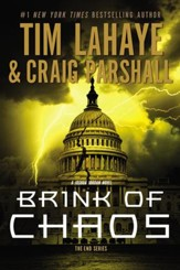 Brink of Chaos, The End Series #3 (hardcover)