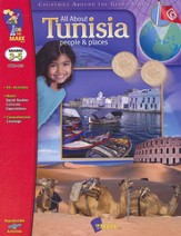 All About Tunisia Gr. 3-5 - PDF Download [Download]
