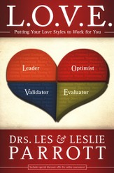 L. O. V. E.: Putting Your Love Styles to Work for You - eBook
