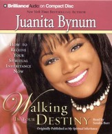 Walking in Your Destiny - abridged audiobook on CD