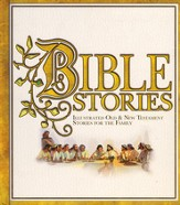 Bible Stories, Illustrated Old & New Testament Stories for the Family