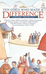 Ten Girls Who Made a Difference - eBook
