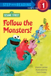 Follow the Monsters! (Sesame Street) - eBook