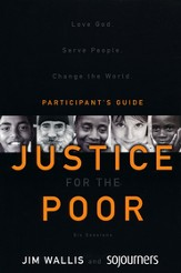 Justice For The Poor Participant's Guide, Slightly Imperfect