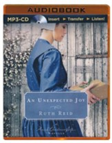 An Unexpected Joy: An Amish Christmas Gift Novella - unabridged audio book on MP3-CD