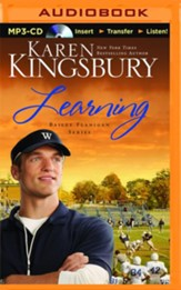 #2: Learning, Bailey Flanigan series - unabridged audio book on MP3-CD