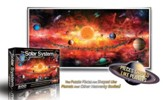 The Solar System and Beyond, 500 Piece Puzzle