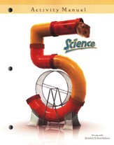 BJU Science Grade 5 Student Activities Manual Third Edition
