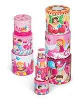 Delicacies, Cakes Stacking Toy