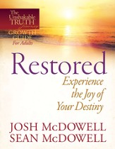 Restored-Experience the Joy of Your Eternal Destiny - eBook