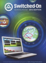 Switched-On Schoolhouse Office Applications 1 CD-ROM: Tutorials for Microsoft Word, PowerPoint, and Publisher