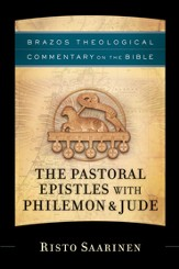 Pastoral Epistles with Philemon & Jude, The - eBook