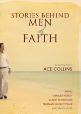Stories Behind Men of Faith - eBook