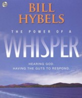 The Power of a Whisper: Hearing God, Having the Guts to Respond, Audiobook on CD