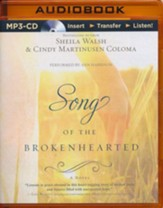 Song of the Brokenhearted - unabridged audio book on MP3-CD