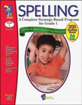 Spelling: A Complete Strategy-Based Program Gr. 1 - PDF Download [Download]