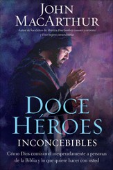 Doce Héroes Inconcebibles, eLibro  (Twelve Unlikely Heroes, eBook)