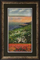 The Heavens Declare the Glory of God Framed Print