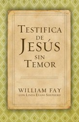 Testifica de Jesús sin Temor, eLibro  (Share Jesus Without Fear, eBook)