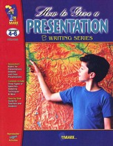 How to Give A Presentation Gr. 4-6 - PDF Download [Download]