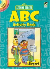 Sesame Street ABC Activity Book