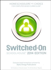 Language Arts Grade 6, Switched-On Schoolhouse 2014 Edition