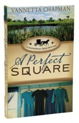 A Perfect Square, Shipshewana Amish Mystery Series #2