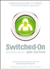 Language Arts Grade 12, Switched-On Schoolhouse 2014 Edition