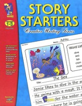 Story Starters Gr. 1-3 - PDF Download [Download]