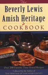 Beverly Lewis Amish Heritage Cookbook, The - eBook