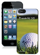 Golf iPhone 5 Case, Trust - Slightly Imperfect