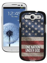 One Nation Under God Galaxy 3 Case