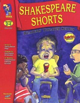 Shakespeare Shorts Readers Theatre Gr. 2-4 - PDF Download [Download]