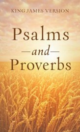 The Psalms & Proverbs - eBook