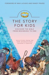 The Story of Jesus for Kids: Experience the Life of Jesus as one Seamless Story - eBook
